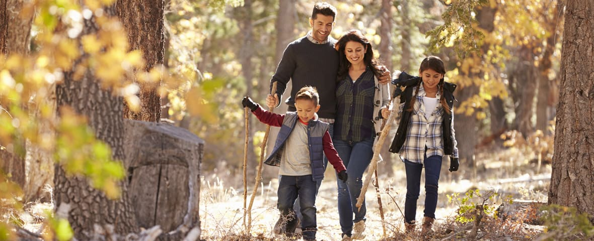 Wanderfamilie